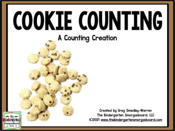 Numbers And Counting! Cookie Counting With Ten Frames!