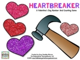 Valentine's Day Numbers, Counting And Tally Marks To 30