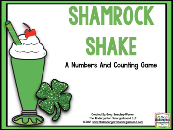 St. Patrick's Day Numbers And Counting to 30!