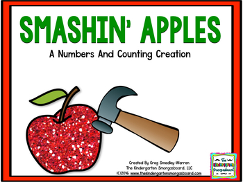 Numbers And Counting: Smashing Apples!