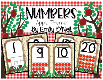 Numbers (Apple Theme)
