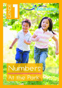 Numbers - At the Park - Grade 1