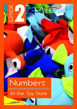 Numbers - At the Toy Store - Grade 2