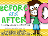 Numbers Before and After Games and Activities