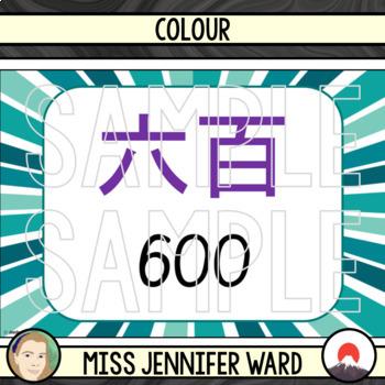 Numbers Beyond 10 in Japanese / Kanji