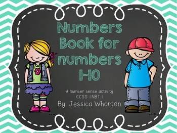 Numbers Book 1-10