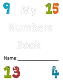 Numbers Book 1-20