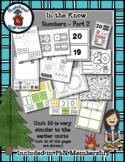 Numbers Book 2 - Sense / Worksheets / Posters / Crafts / P