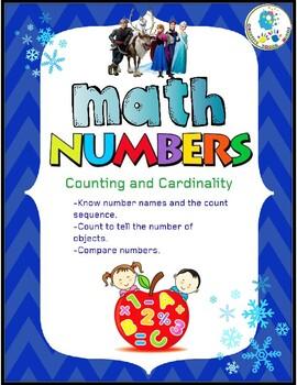 Numbers Booklet