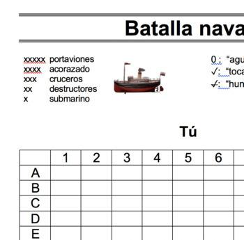 Numbers Bundle: Spanish