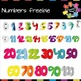 Funny Numbers Freebie