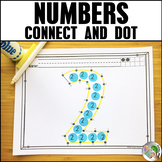 Dot to Dot - Connect the Dots Numbers 0-20