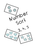 Numbers Count and Sort (3,4,5)