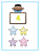 Numbers Counting Book 1 - 20