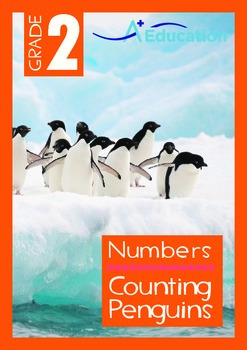 Numbers - Counting Penguins - Grade 2