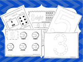 Numbers Curriculum Download. Preschool-Kindergarten. Worksheets and Activities