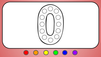 Numbers -Dot It! (in Google: Digital and Interactive)
