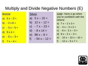 Numbers Exam Preparation Revision Slides