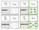 Numbers Flash Cards 0-20 - Differentiated