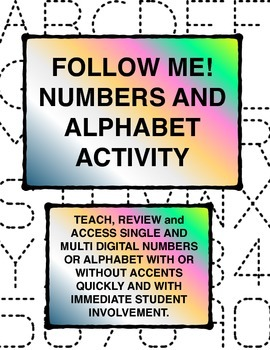 Numbers - Follow me!