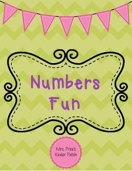 Numbers Fun FREEBIE