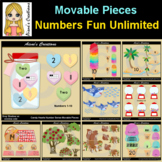 Numbers Fun Unlimited Movable Pieces Bundle