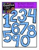 Numbers Galore {Creative Clips Digital Clipart}