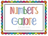 Numbers Galore - Ordering and Comparing Numbers