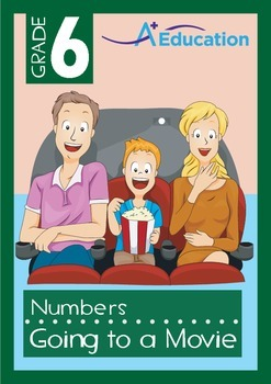 Numbers - Going To A Movie - Grade 6