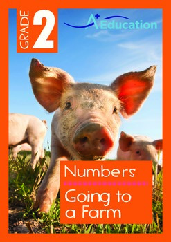 Numbers - Going to a Farm - Grade 2