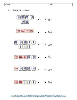 Numbers | Grade 2 | Grade 3
