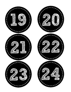 Numbers: Great for Calendar