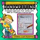 Numbers Handwriting Without Tears Style Pre-K to 1st