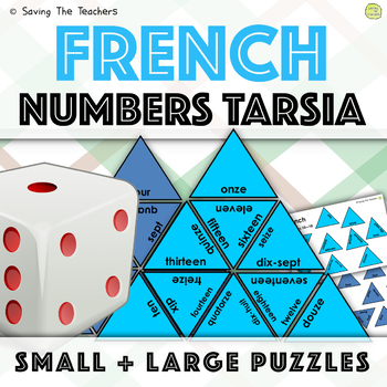 Numbers In French Teaching Resources | Teachers Pay Teachers