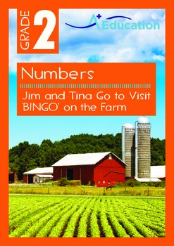 Numbers - Jim and Tina Go to Visit 'BINGO' on the Farm - Grade 2