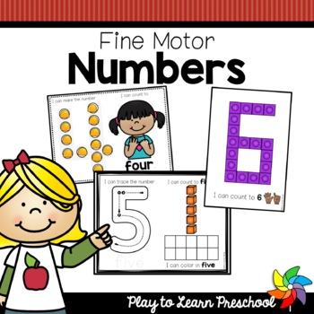 Numbers - Learn to Write