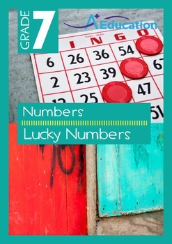 Numbers - Lucky Numbers - Grade 7
