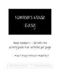 Numbers Made Easy