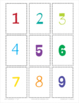 Numbers + Math Flash Cards