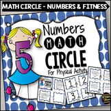 Numbers Math Circle for Physical Activity