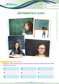 Numbers - Mathematics Class - Grade 5