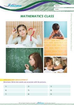 Numbers - Mathematics Class - Grade 6