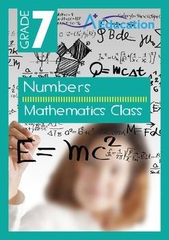 Numbers - Mathematics Class - Grade 7