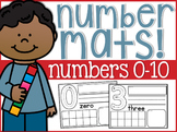 Numbers Mats 0-10