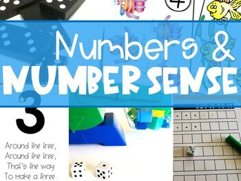 Numbers & Number Sense! MEGA-Bundle of Activities