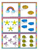 Numbers 1-20 Matching Memory Game