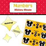 Numbers - Mickey Mouse