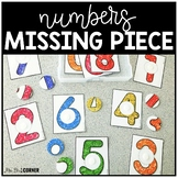 Numbers Missing Pieces Task Box | Task Boxes for Special E