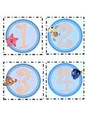 Numbers-Nemo Theme