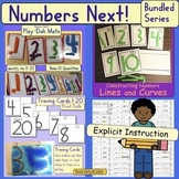 Writing Numbers Bundle: Differentiated Developmental Instruction